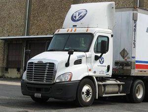 image: Road haulage trucking LTL truckload logistics Moroun Vitran