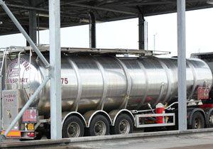 image: Carntyne Transport logistics road haulage tankers Scottish Whisky