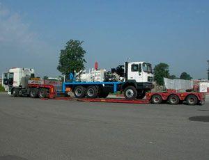 image: EEC Belarus Customs Union Russia Kazakhstan freight truck road haulage operator