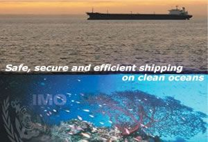image: UN UK freight shipping pollution emission ballast water vessel ship recycling