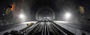 image: Freight, logistics, road haulage, rail freight, Astag, Alpine Initiative, Switzerland, NRLA, Gotthard Base Tunnel, environment