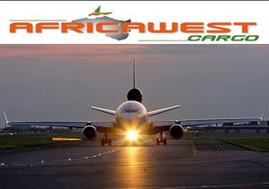 image: Togo West Africa DC9 cargo carrier freight hub warehouse freighter logistics