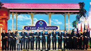 image: East Asian Community Logistics Infrastructure Australia, New Zealand India Japan Asian Free Trade Association customs Preah Vihear Thaksin Shinawatra Hun Sen Cambodia Dawei Tavoy Mynamar Kanchaburi Thailand HUA HIN Cha am