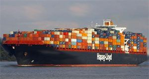 image: Charter Shipping Groups Hapag-Lloyd Peter D�hle Schiffahrts KG container bulk carriers vessels ships