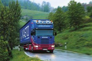 image: European Truck Makers Sweden Volvo Mack Nissan Diesel Renault Scania vehicles