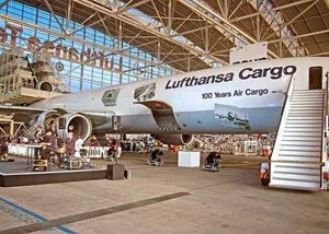 image: Germany air freight cargo carriage night flight ban carrier
