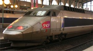 image: SNCF France rail strike freight SeaFrance France Telecom