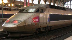image: SNCF France rail strike freight SeaFrance France Telecom