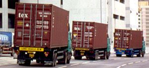 image: Textainer HSH Nordbank TEU Trencor Services pty Container Lease Amphibious Container Leasing Limited (Amficon) dry freight boxes flat racks open tops