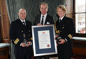 image: UK sea mariners maritime charity Shipwrecked Mariners society