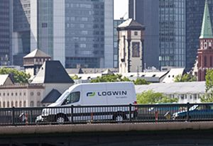 image: Fuzhou air freight container shipping line logistics group Logwin