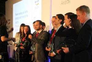 image: UK, BIFA, freight, forwarding, awards, Robert Keen,