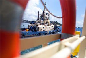 image: Australia, MUA, maritime, union, Maersk, Svitzer
