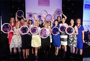 image: UK FTA everywoman 2018 transport logistics Awards freight