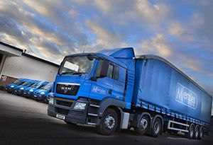 image: UK parcels delivery logistics Gatemore DX Menzies distribution IDW Freight