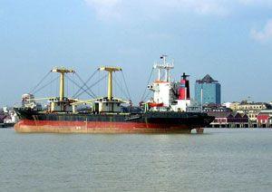 image: Yangon Myanmar Burma export import ASEAN Thailand freight forwarder logistics