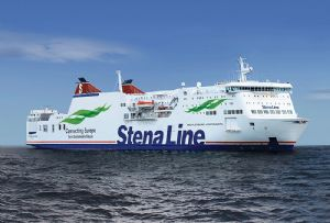 image: Sweden Germany suspended sailings Stena ferry line closed vessels ship Trelleborg Sassnitz