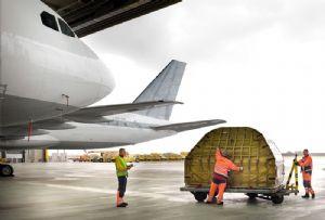 image: UK IATA Millennium Cargo air freight forwarder capacity tonne kilometres