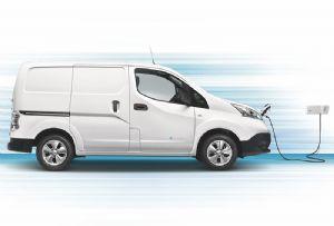 image: UK road haulage freight logistics decarbonisation HGV technology electrical vehicles