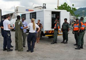 image: Somalia Seychelles jailed pirate merchant shipping tanker Iranian Fishermen