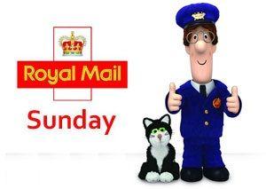 image: Royal Mail UK logistics multimodal transportation software Kewill Sunday online