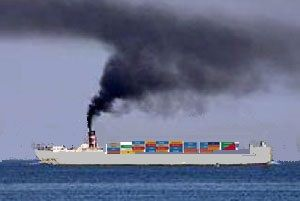 image: UK IMO GSF global shippers forum shipping ocean freight carrier emissions data reporting