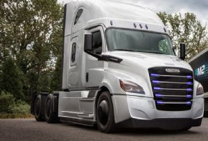 image: US Europe China worldwide electric trucks HGVs hydrogen power lithium ion battery energy technology