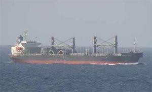 image: US dry bulk shipping