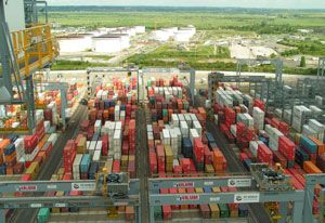 image: US container freight alliance shipping lines Federal Maritime Commission CMA CGM COSCO Container Lines Evergreen OOCL