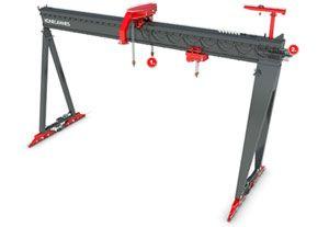 image: Finland Konecranes Meyer Turku Oy shipyard tonnes Goliath gantry crane investment