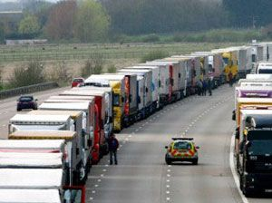 image: BIFA UK road haulage truck levy foreign hauliers freight