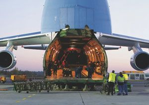 image: US supply chain air freight cargo committee TIACA
