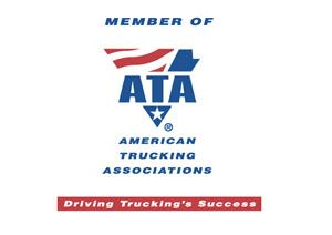 image: US American trucking association drivers sleep apnoea apnea freight truck parking