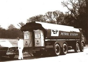 image: UK road haulage freight transport Chancellor FairFuel UK Philip Hammond fuel duty VAT cleaner