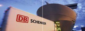 image: Frankfurt, Germany, DB Schenker, air freight, Thomas C. Lieb, Karl-Friedrich Rausch, Frankfurt airport, freight, transport, logistics
