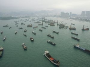 image: Asian shipping, Wah Kwong Shipping, Tim Huxley, Hong Kong, Singapore, Atlas Shipping, Britannia Bulk, recession, world trade, Ship owners, vessel charter