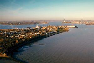 image: UK, Freeport, Port of Felixstowe, Hutchison, Harwich, Yves Bouvier, Thames, Special Economic Zones,
