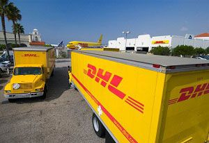 image: DHL USA logistics jobs Wilmingtom Kentucky