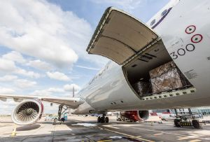 image: UK, Puerto Rico, San Juan, cargo, airline, air, freight, new service, kilogrammes,