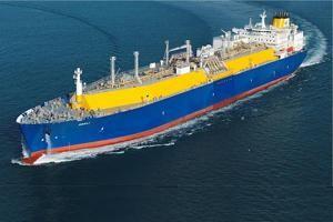 image: UK bulk cargo LNG storage aluminium tanks storage tankers carrier