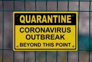 image: UK coronavirus shipping insurance scam medical checks professional indemnity insurance
