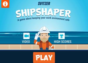 image: Svitzer salvage shipping computer game shipshape towage Denmark