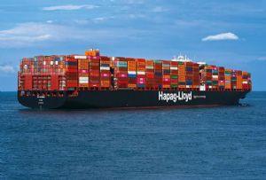 image: South Korea, China, Germany, DNV, Hapag Lloyd, container, ship, vessel, environmental, green, loans,