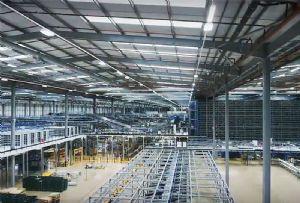 image: UK, UKWA, warehousing, post viral, pandemic, 3PL, automation,