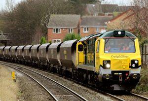 image: UK rail regulation freight transport cargo carrier track multimodal modal shift