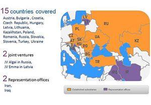 image: Bulgaria freight forwarding automotive logistics GEFCO