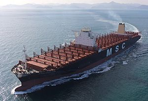 image: McKinsey box carriers containerisation container ships 50 years on TEU
