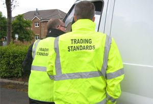 image: UK counterfeit freight forwarding fake warehouse shipping guide Trading Standards