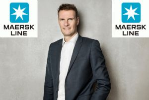 image: UK US Denmark Maersk S�ren Toft CEO staff changes container carrier freight and logistics