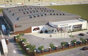 image: AGCO freight forwarding logistics K+N Africa